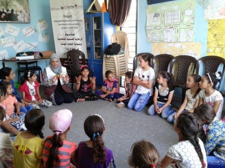 Children session - August 2017